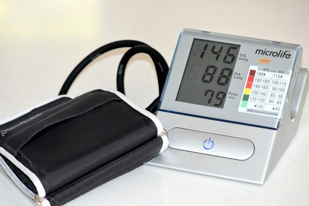 blood pressure, meter, cuff